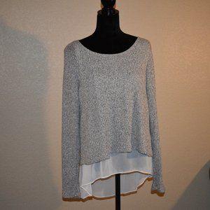 Windsor/ Long sleeve knit top (NWT)
